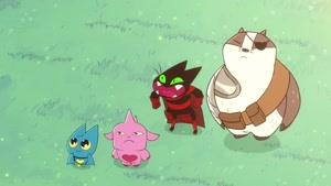 انیمیشن میو میو فصل 1 قسمت هجده
