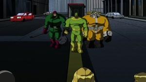 انیمیشن انتقام جویان: قدرتمندترین قهرمانان زمین فصل 2 قسمت بیست و شش