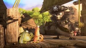 انیمیشن گروه جنگل فصل ۱ قسمت پانزده