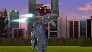 انیمیشن انتقام جویان فصل 2 قسمت هفده