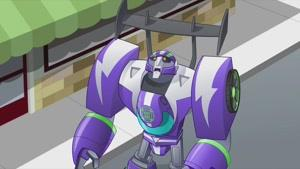 انیمیشن سریالی ترانسفورماتور نجات ربات ها فصل 4 قسمت بیست