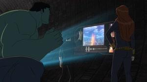 انیمیشن انتقام جویان فصل 2 قسمت بیست و چهار
