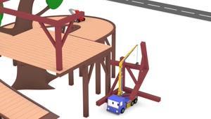 انیمیشن آموزشی کامیون های کوچک قسمت بیست و هشت