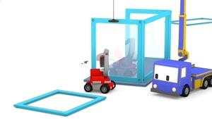 انیمیشن آموزشی کامیون های کوچک قسمت بیست و هفت