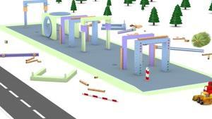 انیمیشن آموزشی کامیون های کوچک قسمت بیست و یک