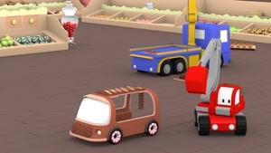 انیمیشن آموزشی کامیون های کوچک قسمت بیست و دو