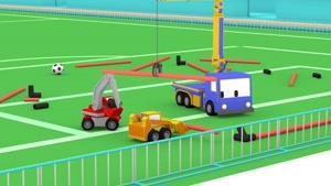 انیمیشن آموزشی کامیون های کوچک قسمت بیست و سه