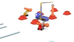 انیمیشن آموزشی کامیون های کوچک قسمت بیست و پنج