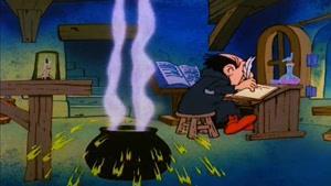 انیمیشن اسمورف ها فصل ۱ قسمت هشت