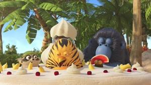 انیمیشن گروه جنگل فصل ۱ قسمت شانزده
