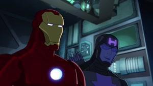 انیمیشن انتقام جویان فصل 2 قسمت بیست و پنج