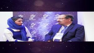 دکتر علی منافی فوق تخصص جراحی پلاستیک در دهمین کنگره رینوپلاستی