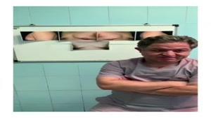 جراحی ترمیم ژنیکوماستی در بیمار ۲۰ساله