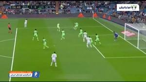 خلاصه بازی رئال مادرید 5-0 لگانس