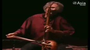 کمانچه نوازی فوق العاده از استاد کیهان کلهر