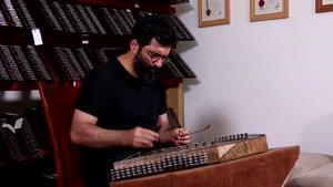 سنتور نوازی زیبای داریوش شیرازی