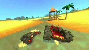 تریلر بازی موبایل  Crash Drive 2