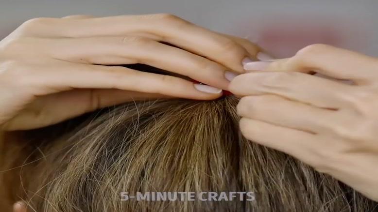 چند مدل استایل موی آسان و راحت