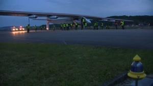 سایت دالفک پرواز هواپیمای غول آسای خورشیدی