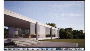 Download vizpark HDRI Skydomes II :  panoramic 360° images EXR-format