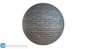 متریال CGAxis Brick Walls PBR Textures – Collection Volume ۱۷