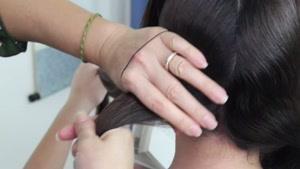 آموزش بافت موهای کودکان قسمت 48