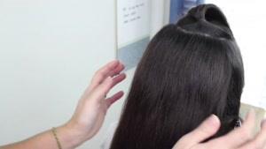 آموزش بافت موهای کودکان قسمت 46