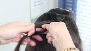 آموزش بافت موهای کودکان قسمت 47