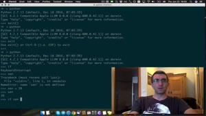 آموزش برنامه نویسی پایتون - شرط ایف درس ۳