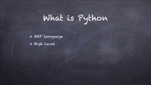 آشنایی با زبان برنامه نویسی پایتون - 1