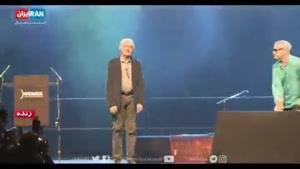 کیهان کلهربرنده ی  جایزه مرد موسیقی سال ۲۰۱۹