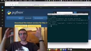آموزش برنامه نویسی پایتون -  شروع برنامه نویسی درس  ۱