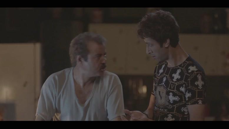 سکانسی از  تیکه های خفن در فیلم رحمان 1400