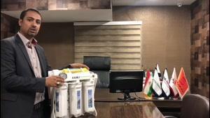 فروش تصفیه آب سی سی کا در شیراز -وظیفه شیر میکس یا شیر تنظیم تی دی اس