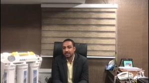 فروش تصفیه آب پیوریتک در شیراز - قطعات اصلی و فرعی دستگاه تصفیه آب را