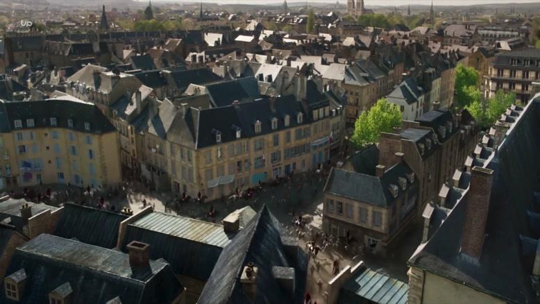 سریال بینوایان Les Misérables فصل ۱ قسمت پنج