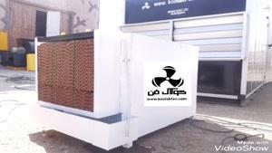 تولید کننده انواع سیستم های سرمایشی و باکس سایلنت برای دستگاه ماینر