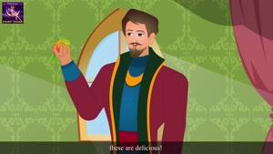 قصه های کودکانه باغبان