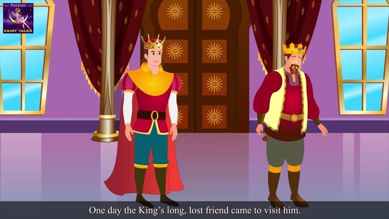 قصه های کودکانه پرنسس شنل پوش جنگل