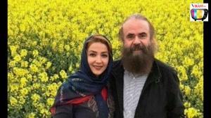 جنجال 28 سال اختلاف سن سارا صوفیانی  با تهیه کننده مشهور سینما