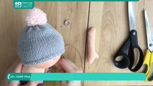 دوخت دستهای عروسک روسی