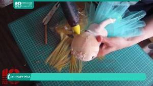 آموزش مرحله به مرحله ساخت عروسک