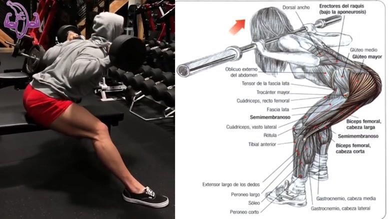 آموزش 10 تمرین برای ساختن پاهای بزرگ
