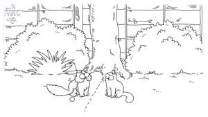 گربه ی سیمون