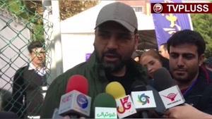 احسان علیخانی :از اینکه به بحرین باختیم به شدت ناراحتم
