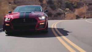 تست فنی و بررسی موستانگ شلبی  GT 500