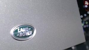 رونمایی از خودروی جدید Land Rover Defender