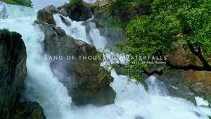 ایران سرزمین هزاران آبشار