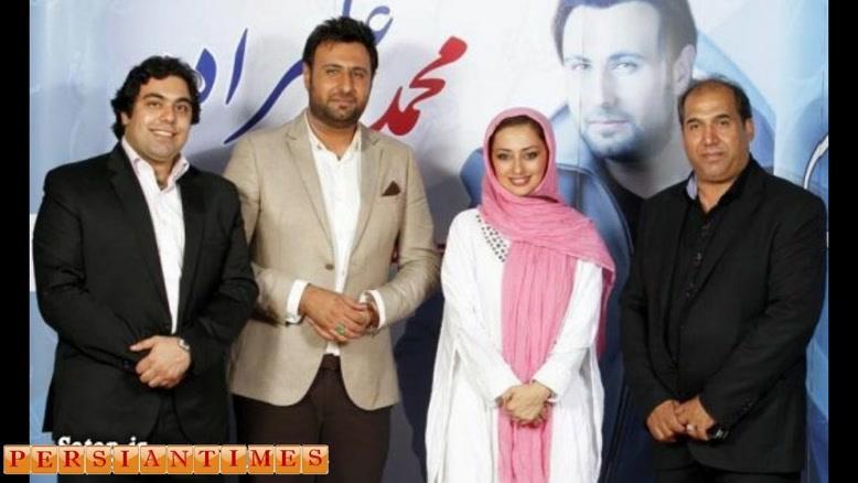 ماجرای عشق اول محمد علیزاده