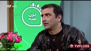لباس نامتعارف بازیگر چشم رنگی ایران روی فرش قرمز